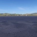 Mayor Garcetti Announces Completion of Innovative 'Shade Ball' Cover Project at Los Angeles Reservoir