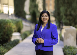 Photo of LADWP's Evelyn Cortez-Davis, Assistant Director of the Water Resources Division