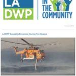 LADWP Community Newsletter – October 2019