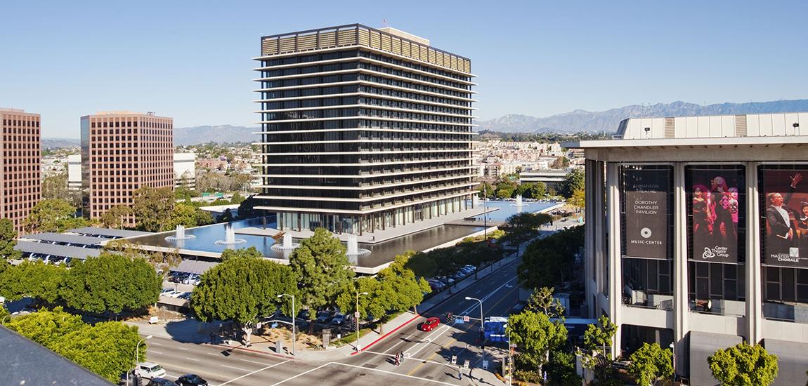 John Ferraro Building Achieves LEED Zero Energy