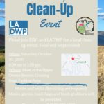 LADWP and the Eastern Sierra Interpretive Association Hold Clean-Up Event on October 10th