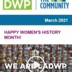 LADWP in the Community Newsletter – March 2021