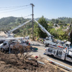 April 9, 2021, 2PM Update: Studio City and Hollywood Hills Power Outage