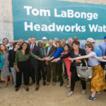 Mayor Eric Garcetti, Councilmember Nithya Raman, Honor Late 4th District Councilmember at Renaming Ceremony for the Tom LaBonge Headworks Water Complex