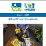LADWP in the Community Newsletter – September 2021
